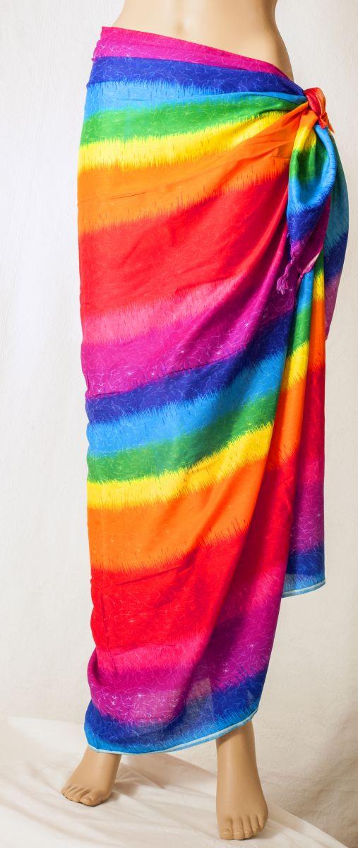 "Sarong ""Rainbow"""